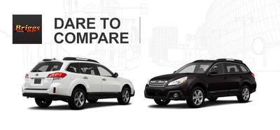 Briggs Subaru gives advantages and disadvantages to buying or leasing a vehicle. (PRNewsFoto/Briggs Subaru)
