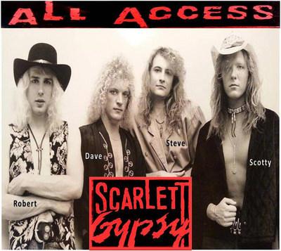 Scarlett Gypsy - All Access (PRNewsFoto/Scarlett Gypsy)
