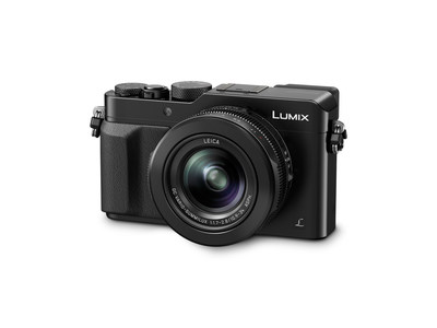 The LUMIX DMC-LX100 with New Micro Four Thirds MOS Sensor and F1.7 LEICA DC VARIO-SUMMILUX Lens (PRNewsFoto/Panasonic)
