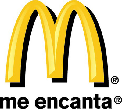 McDonald's(R) USA's Spanish-language Twitter handle, @MeEncanta, provides followers with direct access to McDonald's menu, exclusive promotions, andcommunity events.  (PRNewsFoto/McDonald's USA, LLC)