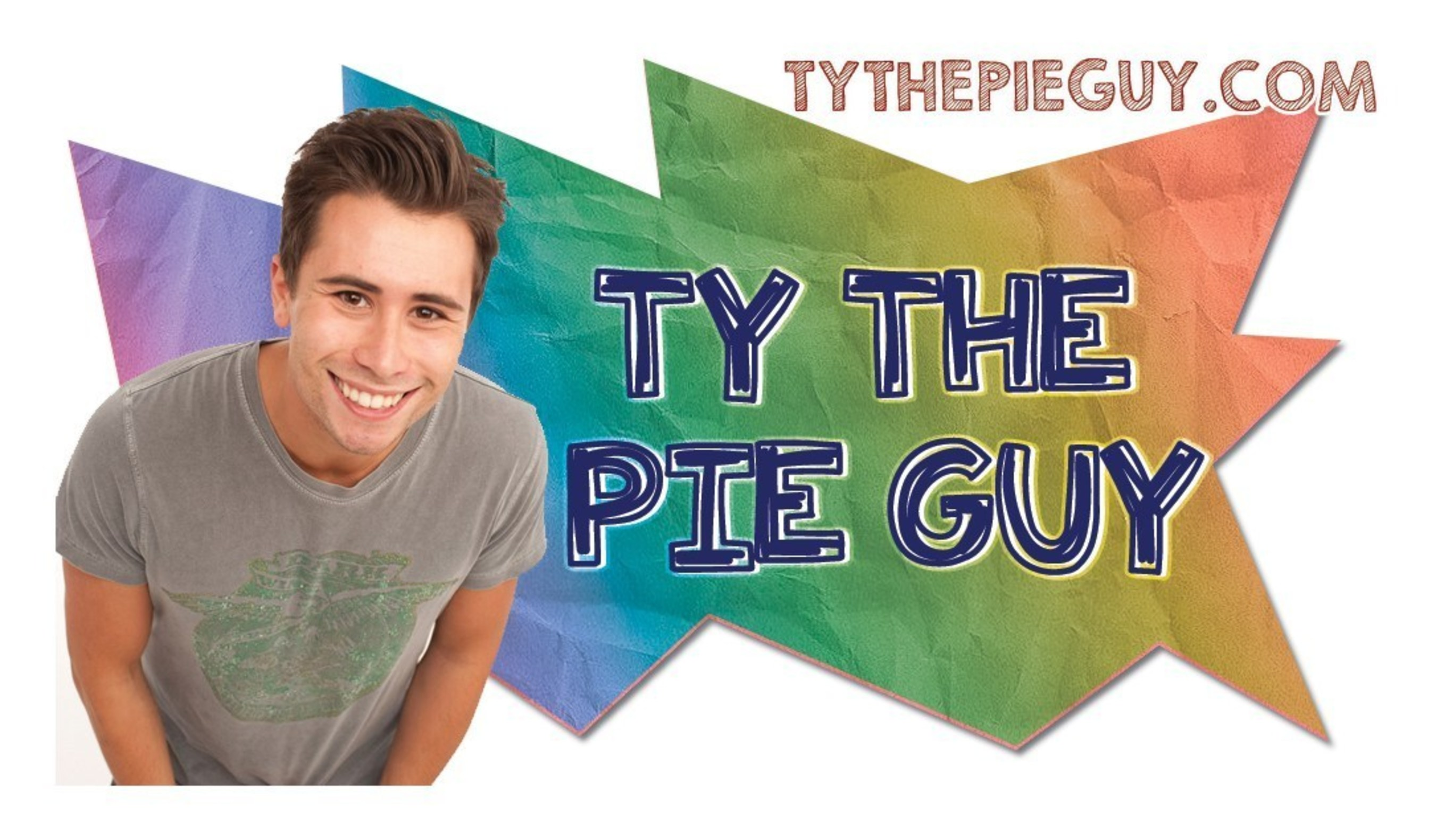 Ty The Pie Guy is a new comedy cooking show for kids and families