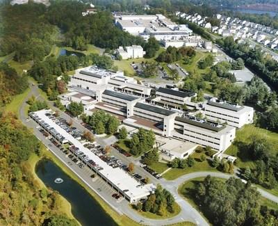Boehringer Ingelheim's Ridgefield campus