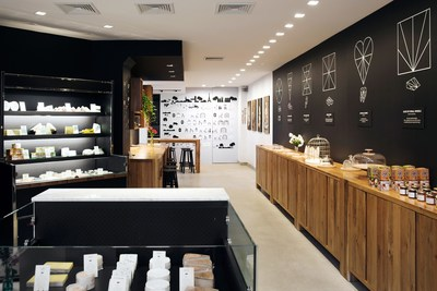 French Cheese Board concept store - 41 Spring Street, New York City, Design Ich&Kar, Photo Pascal Perich