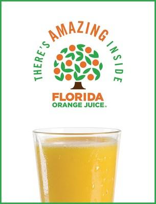 There's Amazing Inside 100% Florida Orange Juice - The Florida Department of Citrus