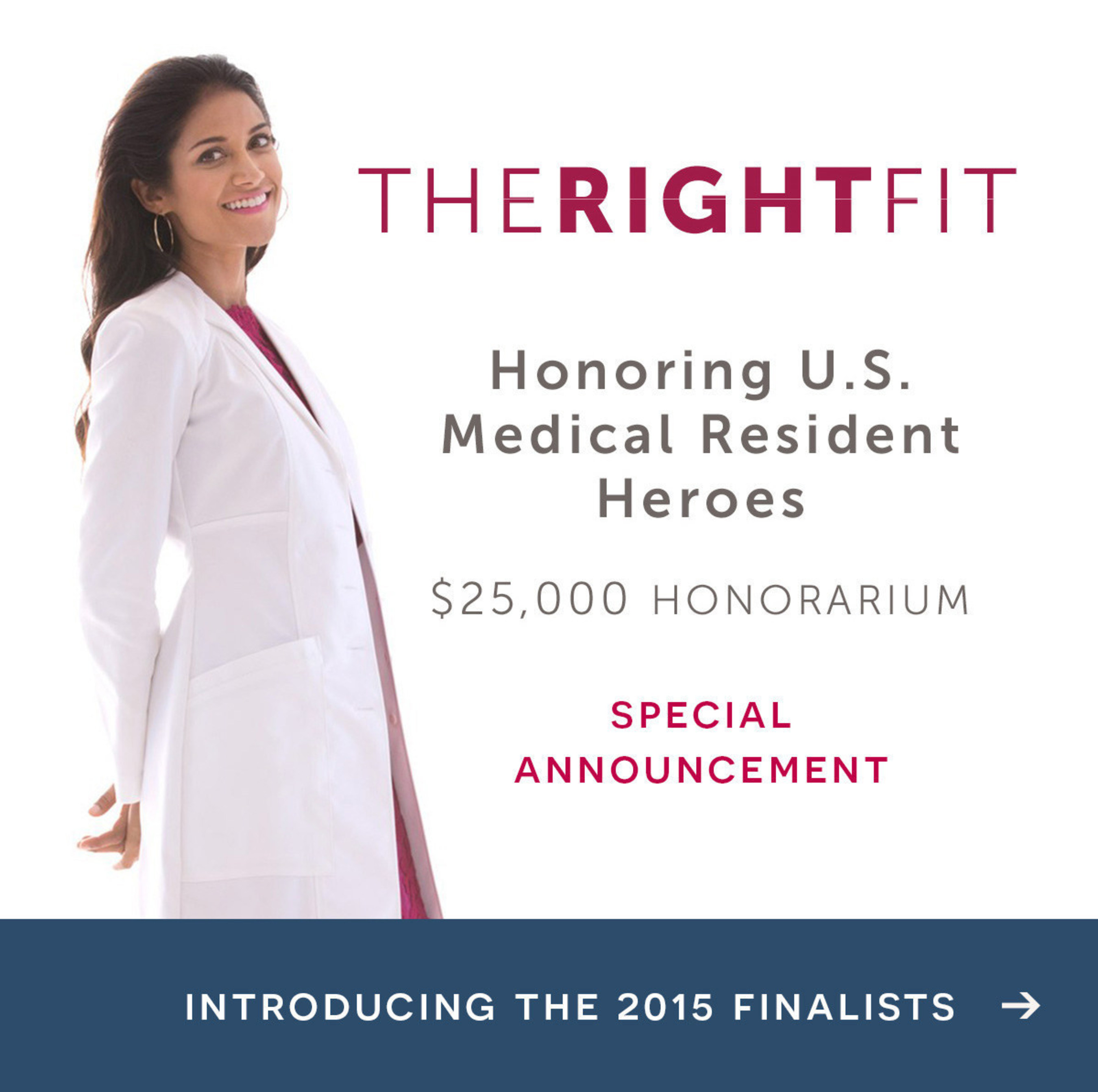 The 2nd Annual TheRightFit H.E.R.O. Honorarium