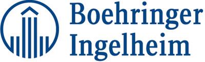 Boehringer Ingelheim Logo.  (PRNewsFoto/Boehringer Ingelheim)