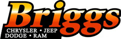 Briggs Chrysler Dodge Jeep Ram.  (PRNewsFoto/Briggs Auto)