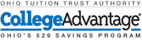 Ohio Tuition Trust Authority College Advantage logo. (PRNewsFoto/The Ohio Tuition Trust Authority) (PRNewsFoto/THE OHIO TUITION TRUST AUTHORITY)