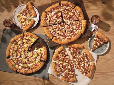 New BBQ Pizzas from Pizza Hut (PRNewsFoto/Pizza Hut)