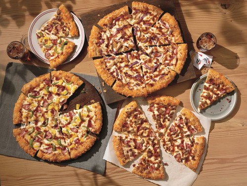 New BBQ Pizzas from Pizza Hut (PRNewsFoto/Pizza Hut)