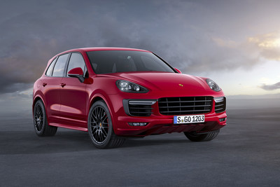 The new Cayenne GTS