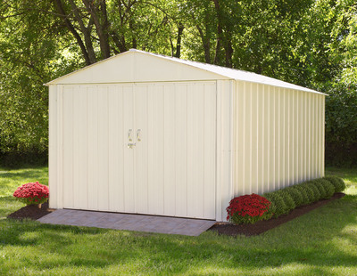 Steel Storage Sheds from Arrow Storage Products.  (PRNewsFoto/Arrow Shed LLC)