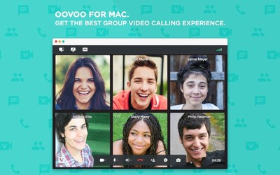 Video chat with up to 11 of your friends at once on ooVoo.