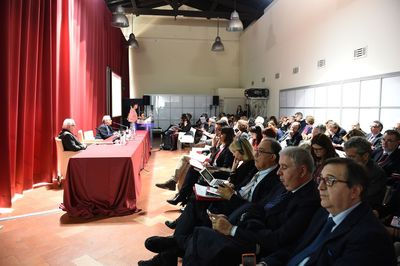 "Meeting ""Food Science and Food Ingredients"" - Palazzo Strozzi, Florence (PRNewsFoto/SICS Srl)"