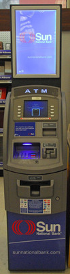 Sun National Bank now offers customers surcharge-free ATM access at over 800 Rite Aid pharmacies in New Jersey, Pennsylvania and Delaware.  (PRNewsFoto/Sun National Bank)