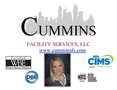 Cummins Facility Services Announces CIMS Certification Green Building with Honors.  (PRNewsFoto/Cummins Facility Services, LLC)