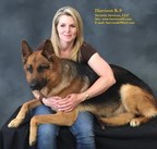 November Holley and VanDammne proudly representing Harrison K-9 Security Services, LLC.