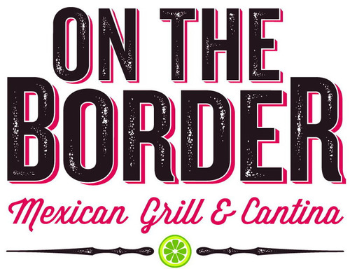 On The Border Mexican Grill & Cantina(R) logo.  (PRNewsFoto/On The Border)