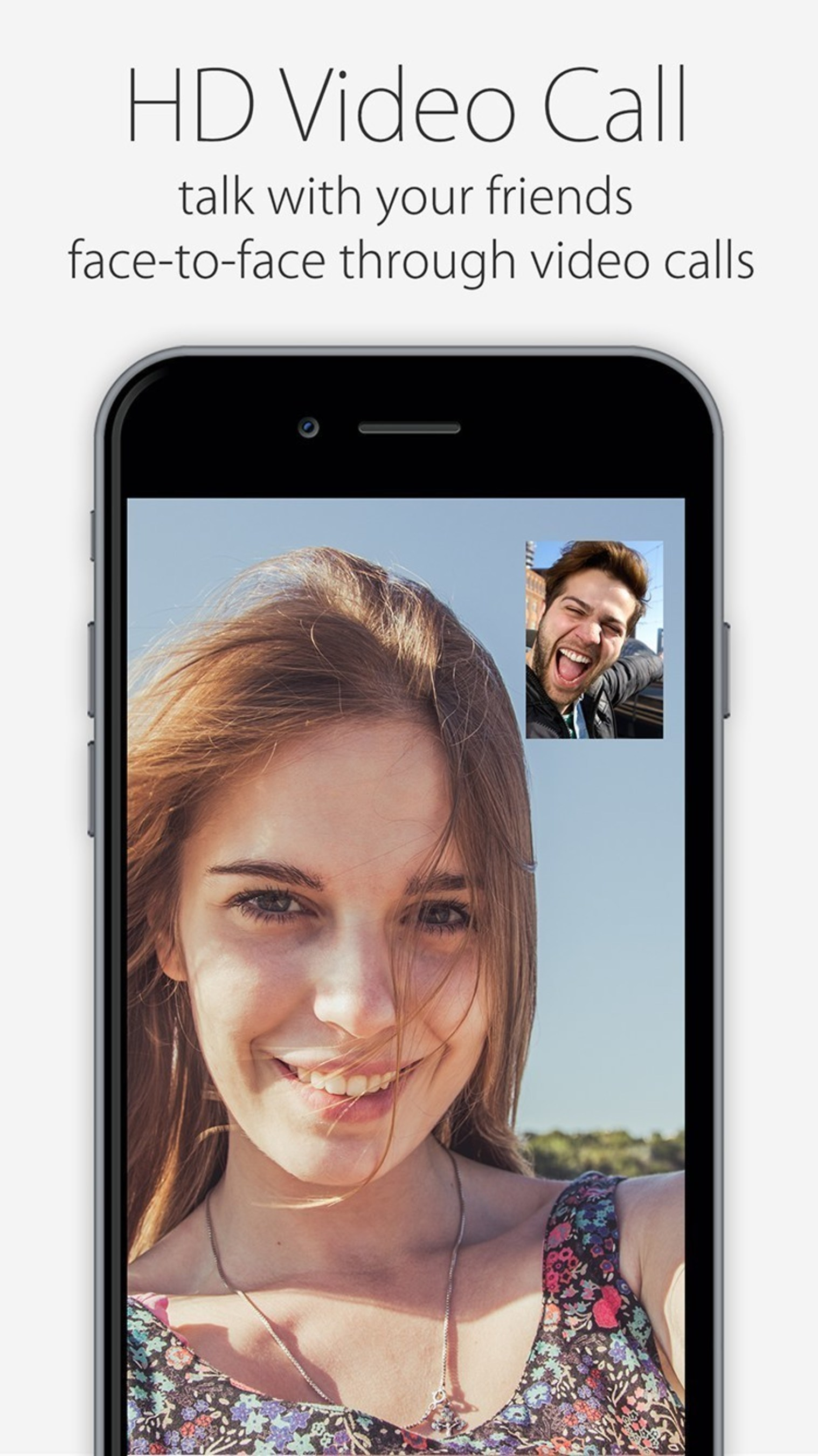 SOMA Messenger delivers the highest quality HD video calls on a messenger app