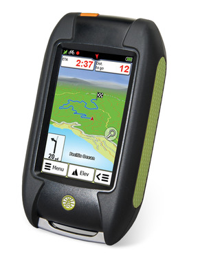 Rand McNally Unveils Powerful New Handheld GPS for Hiking, Biking, Geocaching and more!  (PRNewsFoto/Rand McNally)