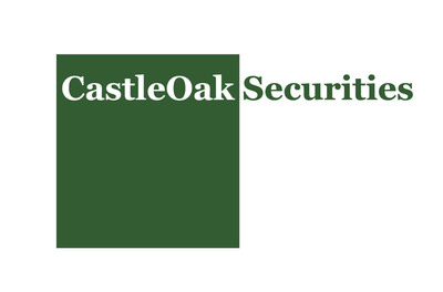 CastleOak Securities.  (PRNewsFoto/CastleOak Securities, L.P.)
