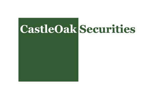 CastleOak Securities. (PRNewsFoto/CastleOak Securities, L.P.) (PRNewsFoto/CastleOak Securities, L.P.)