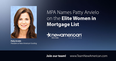 MPA Recognizes Elite Women in Mortgage, Names Patty Arvielo.