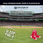 Bedgear Performance Bedding Teams Up with the Boston Red Sox to Elevate the Sleep Experience (Photo by Simone Schiess/Boston Red Sox)