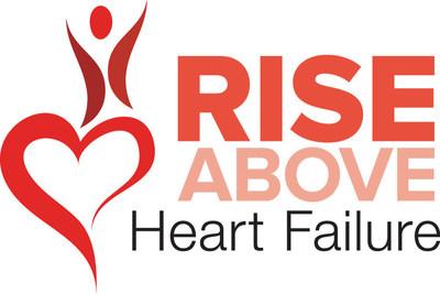 Rise Above Heart Failure logo