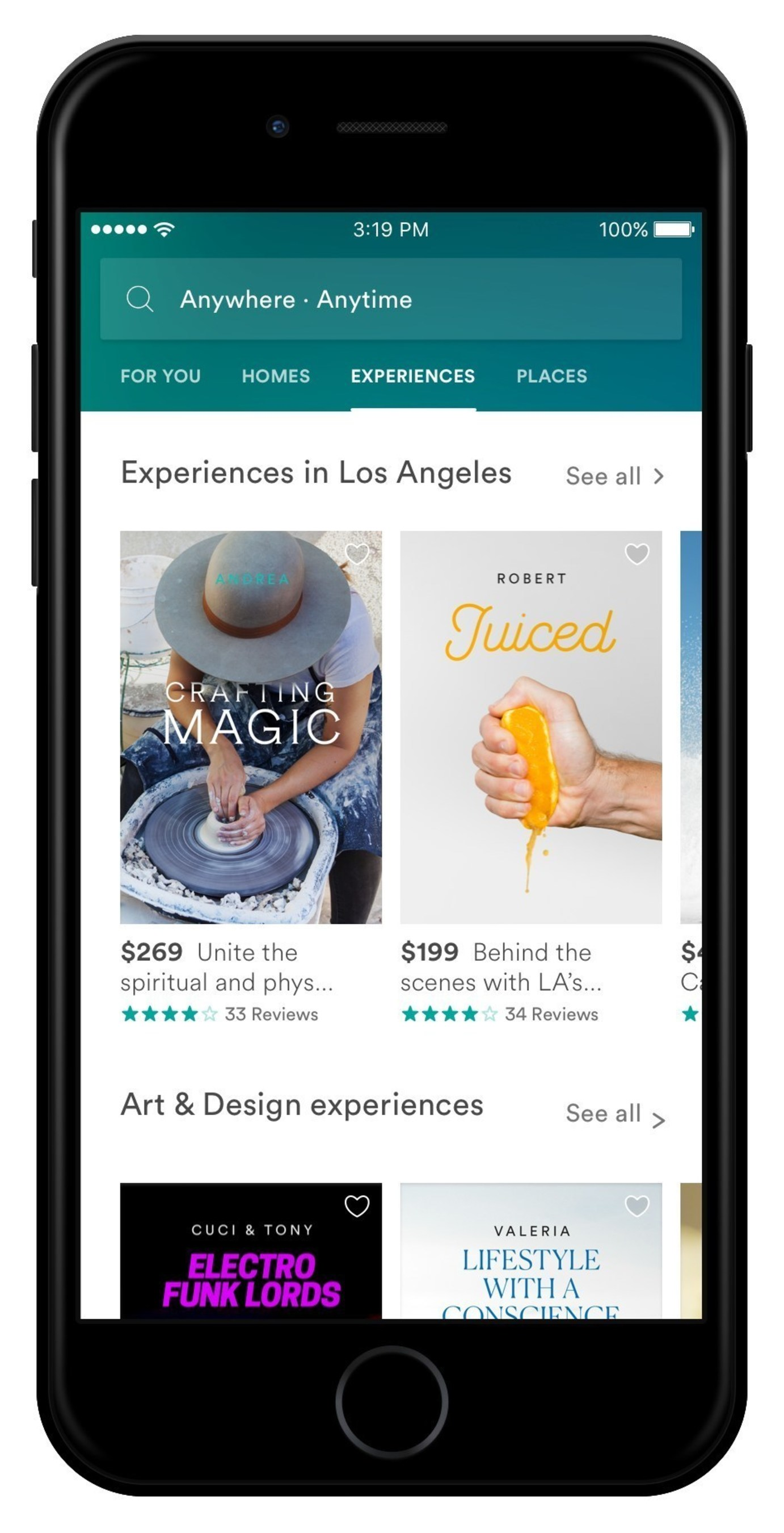 With Trips, Airbnb aims to make it easy with one app to book most of your travel needs.