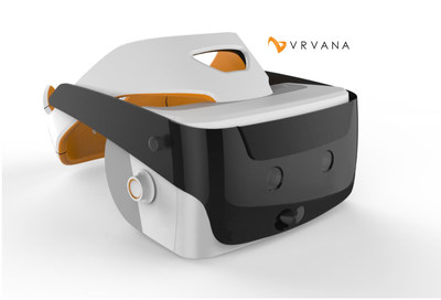 SoftKinetic Teams With Vrvana To Create First VR Headset with Time-of-Flight Embedded Camera