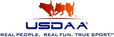 USDAA logo.