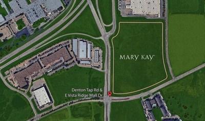 Mary Kay Inc., la compania global de cosmeticos, construira su nueva instalacion de manufactura e investigacion y desarrollo de $100 millones de dolares en una parcela de 26.2 acres en la esquina noreste de Denton Tap Road y Vista Ridge Mall Drive en Lewisville, Texas. Se espera que las obras de construccion de la nueva instalacion de 470,000 pies cuadrados comiencen en septiembre y finalicen durante el primer trimestre del 2018.