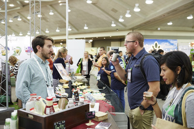 The 31st Annual Natural Products Expo East, produced by New Hope Network and held September 21-24, hosted more than 1,450 brands including 450 first-time exhibitors. This was the largest show on record and grew by 10%, gathering over 28,000 community members to the Baltimore Convention Center.
