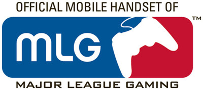 Major League Gaming logo.  (PRNewsFoto/Sony Ericsson, Chris Dowling)