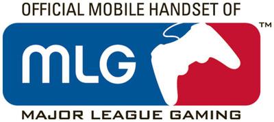 Major League Gaming logo.  (PRNewsFoto/Sony Ericsson, Chris Dowling)