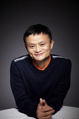 Jack Ma.  (PRNewsFoto/Breakthrough Prize in Life Sciences Foundation)