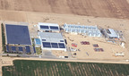 1.108 MW system at Primex Farms developed by Cenergy Power.  (PRNewsFoto/Cenergy Power)
