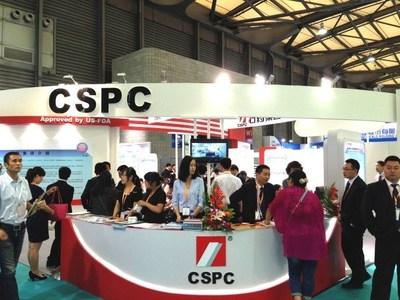 CPhI Exhibitor CSPC (PRNewsFoto/Shanghai UBM Sinoexpo...)