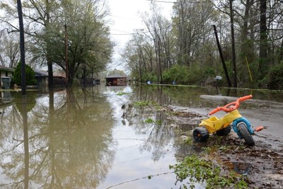 More than 10,000 people have sought refuge at Red Cross and community shelters across Louisiana after floodwaters forced them from their homes. With many of their homes still underwater or inaccessible, those affected face a long road to recovery.