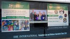 EHE International Features Marty Lyons Foundation in Rockefeller Center Window Display