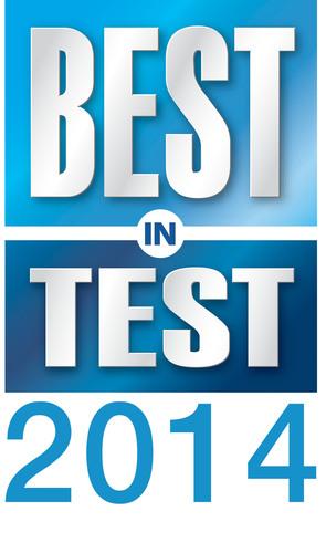 UBM Tech Announces Winners of EDN's 2014 Best in Test Awards. (PRNewsFoto/UBM Tech) (PRNewsFoto/UBM TECH)