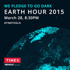 Timex Lights Up Earth Hour 2015 with INDIGLO Night-Light