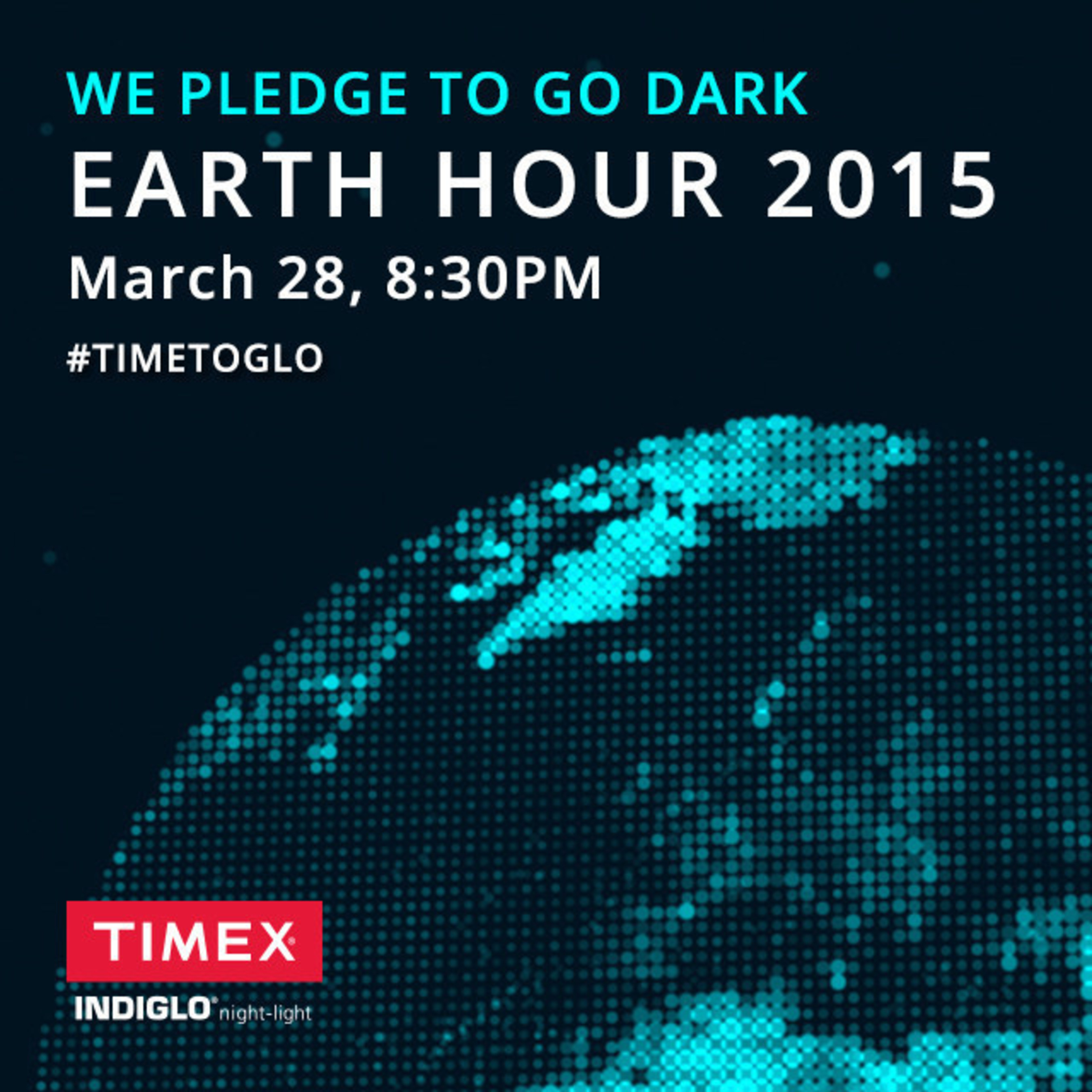 Timex Lights Up Earth Hour 2015 With INDIGLOR Night Light