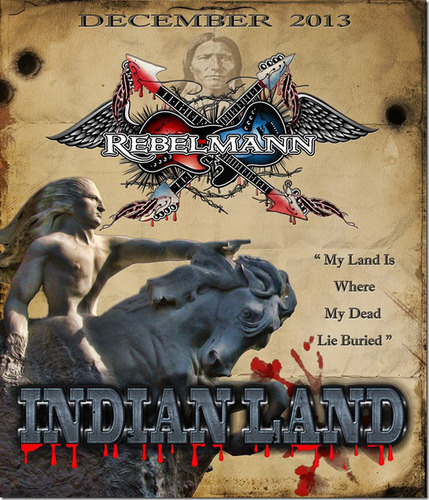 Indian Land by: REBELMANN(R). (PRNewsFoto/REBELMANN) (PRNewsFoto/REBELMANN)