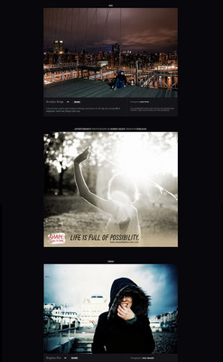"The Levi's Brand and Pictory present ""Secrets of Inspiring Women.""  (PRNewsFoto/The Levi's(R) brand)"