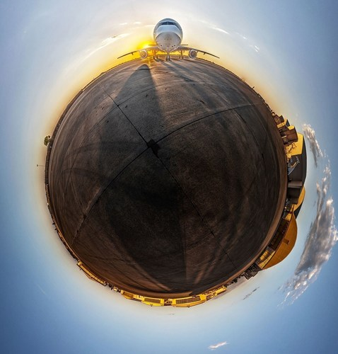 Take a Virtual Tour of the Orbis Flying Eye Hospital (PRNewsFoto/Orbis)