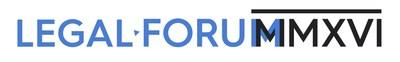 Saint-Petersburg International Legal Forum Logo (PRNewsFoto/Saint-Petersburg International)