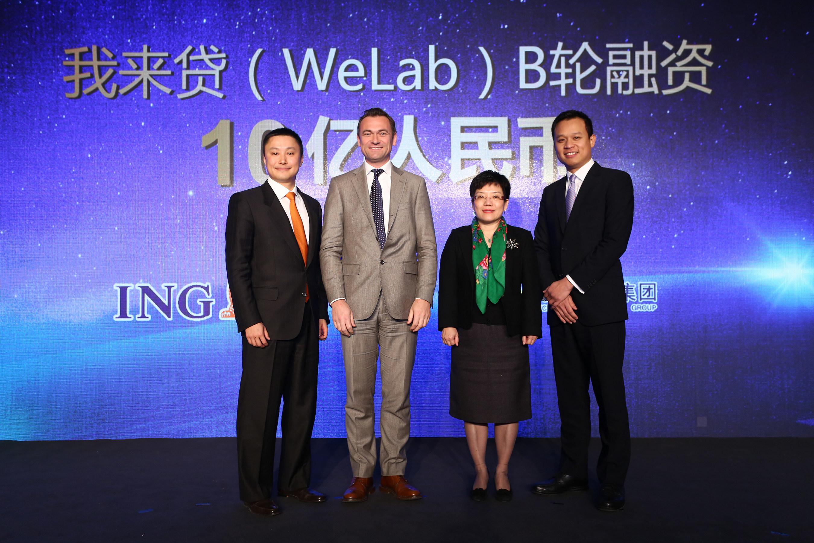 WeLab raises US$160M in Series B