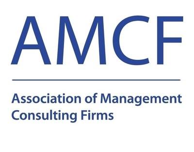 Association of Management Consulting Firms (AMCF) (PRNewsFoto/AMCF)